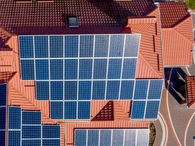 Property Management - Aerial Solar Panel Inspections - Dronize