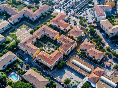 Residential Real Estate Aerial Drone Photography - Dronize